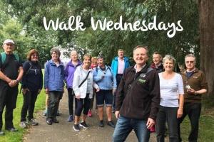 Walk Wednesdays