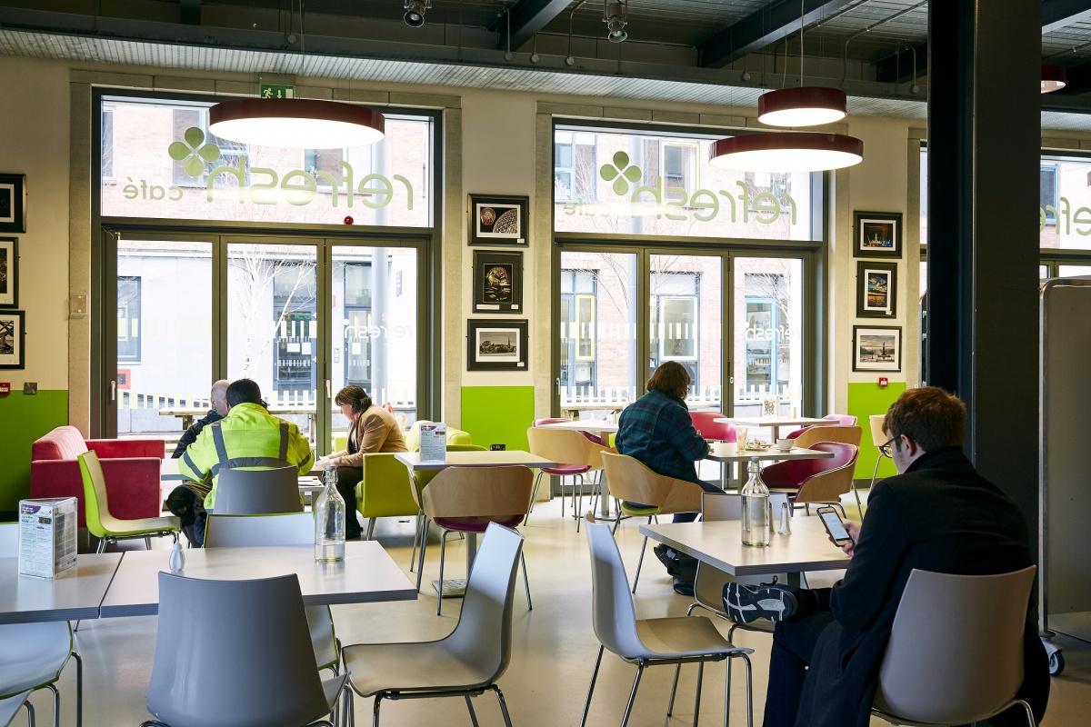Refresh Cafe